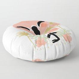 "The ""Animignons"" - the Flamingo Floor Pillow"