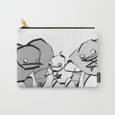 minima - slowbot 006 (clock) Carry-All Pouch