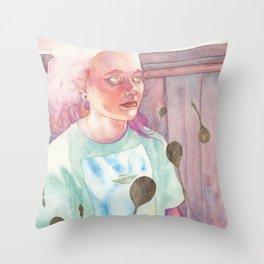 To Believe Throw Pillow