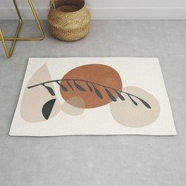 Abstrac Shapes 34 Rug