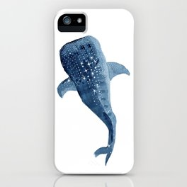 The Shark Star iPhone Case