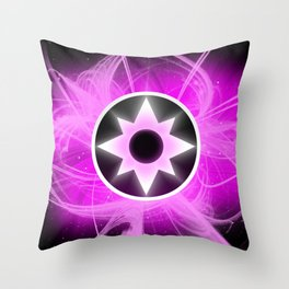365 days of superheroes - Day 16: Star Sapphire Throw Pillow