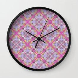 Na'veh Angel Design Abstract Wall Clock