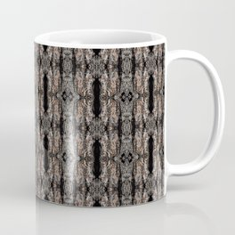 Pine Bark Pattern by Debra Cortese Design Coffee Mug