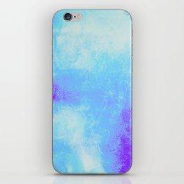 Blue Jean Baby iPhone Skin