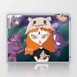 aghastly-friends Laptop & iPad Skin