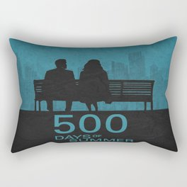 Days of Summer Rectangular Pillow