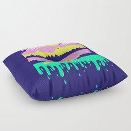 Happy Lake Floor Pillow