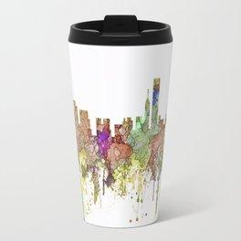 Chicago,Ilinois Skyline SG -Faded Glory Travel Mug