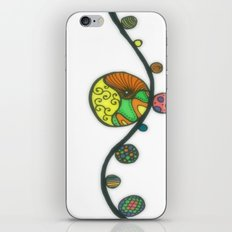 Viney Marbles iPhone & iPod Skin
