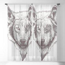 Alpha Sheer Curtain
