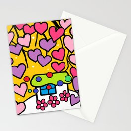 March 30, 2020 stay at home Stationery Cards