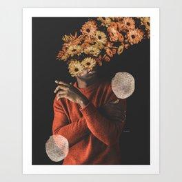 Black Pride - Digital Collage Art Print