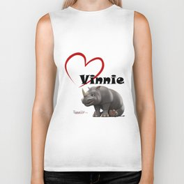 Love Vinnie  Biker Tank