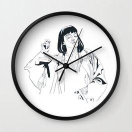 i fucking love this song Wall Clock