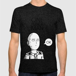 One Punch Man Saitama T-shirt