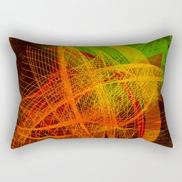 String Theory 02 Rectangular Pillow