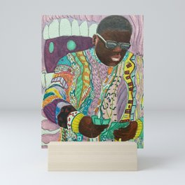 BIGGIE SUSANO Mini Art Print