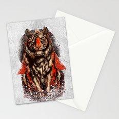 Tiger  Tiger  Tiger Stationery Cards