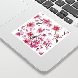 Cherry Blossoms #society6 #buyart Sticker