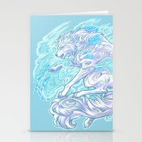 daunt Stationery Cards featuring Frost Bite by Daunt