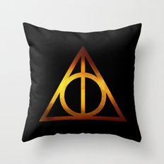 HARRY POTTER II Throw Pillow