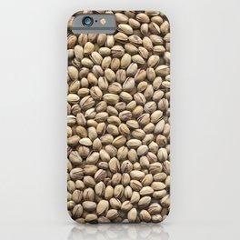 Pistachio. Background. iPhone Case