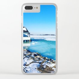 Hull Clear iPhone Case