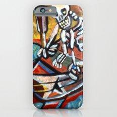 Skull Boat iPhone 6s Slim Case