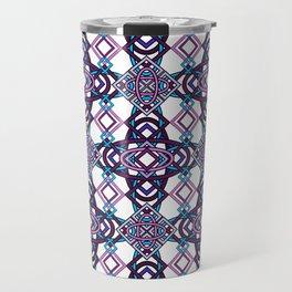 Don't Be Cross- Purple Hues Travel Mug