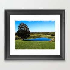 Mapleside Farms Framed Art Print