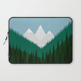 Pacific Northwest Mountains Laptop Sleeve