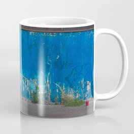 Paint it blue Coffee Mug