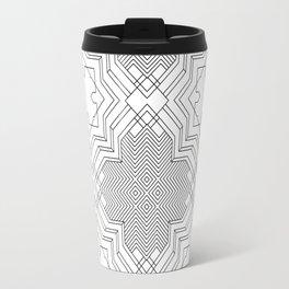 Pattern 1 Travel Mug