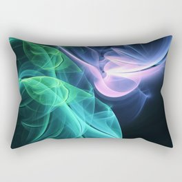 Wings of Light Rectangular Pillow