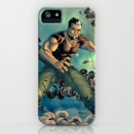 The Martyrs | Jude iPhone Case