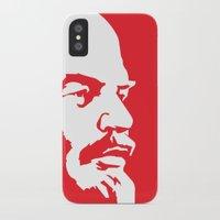 propaganda iPhone & iPod Cases featuring KPCC Propaganda by Synth Design