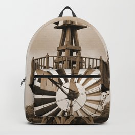 Power Wind Mill Backpack