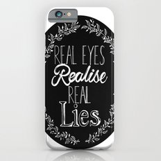 Real Lies Slim Case iPhone 6s