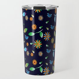 Traditional Inspiration Pattern I Travel Mug