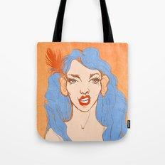 selfie girl_2 Tote Bag