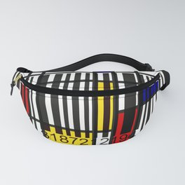 Barcode 004 Fanny Pack