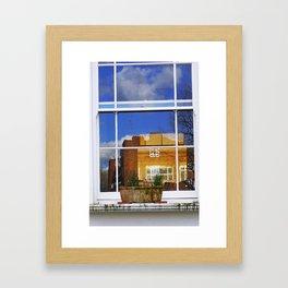 House in House In House Framed Art Print