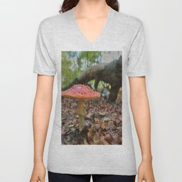 A Faerie's World Unisex V-Neck