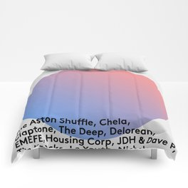 FullMoon Festival - Limited Edition Artwork Comforters
