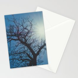 Treelouette Stationery Cards