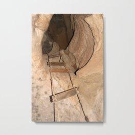 Jacob's Ladder Metal Print