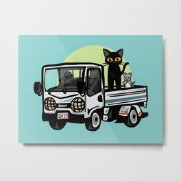 Truck Metal Print