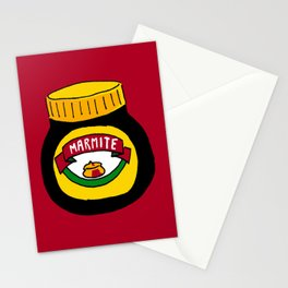 Marmite Stationery Cards
