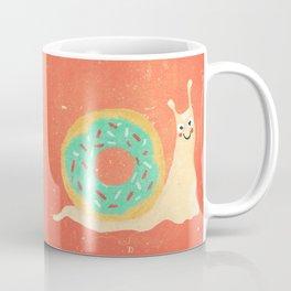Donut snail Coffee Mug